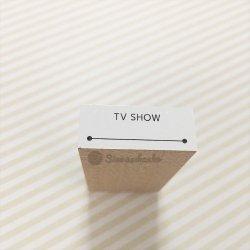 シンプルラインTV SHOW