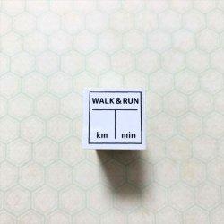 正方形WALK&RUN
