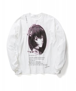 L/S Tee 1 Four Store Limited (WHITE)