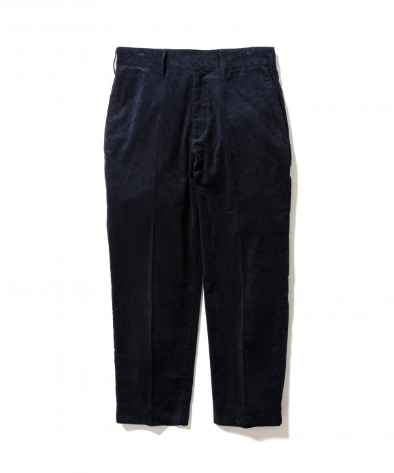 LOOSE ST PANTS (NAVY CORDS)