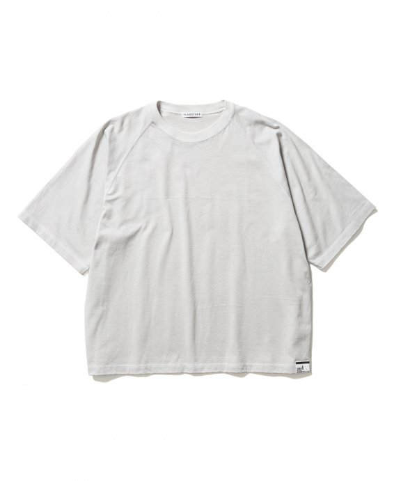 <img class='new_mark_img1' src='https://img.shop-pro.jp/img/new/icons35.gif' style='border:none;display:inline;margin:0px;padding:0px;width:auto;' />3/4 Sleeve Tee (GRAY)