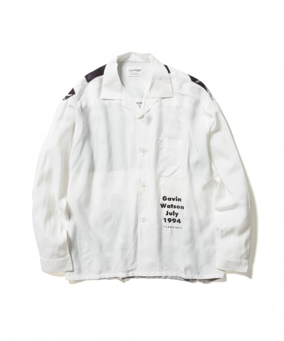 <img class='new_mark_img1' src='https://img.shop-pro.jp/img/new/icons23.gif' style='border:none;display:inline;margin:0px;padding:0px;width:auto;' />L/S PHOTO SHIRTS STYLE2 (WHITE)