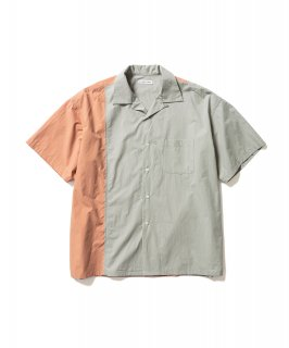 <img class='new_mark_img1' src='https://img.shop-pro.jp/img/new/icons35.gif' style='border:none;display:inline;margin:0px;padding:0px;width:auto;' />2TONE S/S SHIRTS (GRAY×PINK)