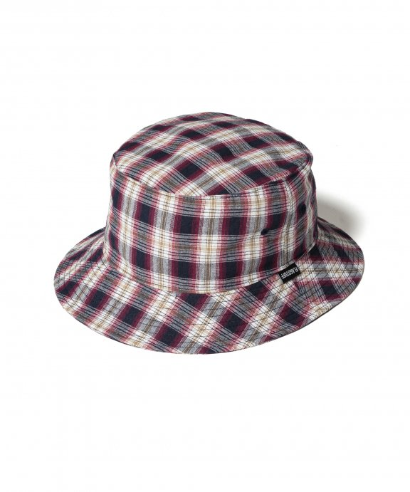 ORIGINAL CHECK HAT (NAVY)
