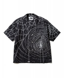 <img class='new_mark_img1' src='https://img.shop-pro.jp/img/new/icons35.gif' style='border:none;display:inline;margin:0px;padding:0px;width:auto;' />SPIDER S/S SHIRTS (BLACK × WHITE)