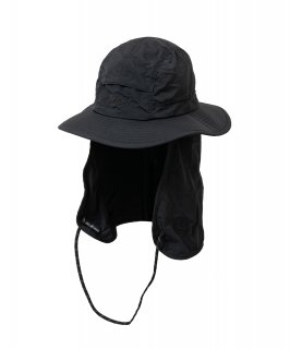 SAFARI HAT (BLACK)