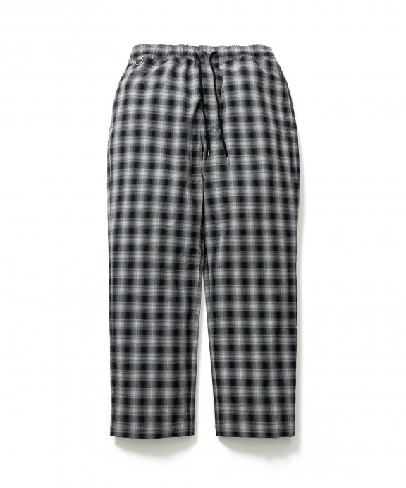 ORIGINAL CHECK  PANTS (BLACK)