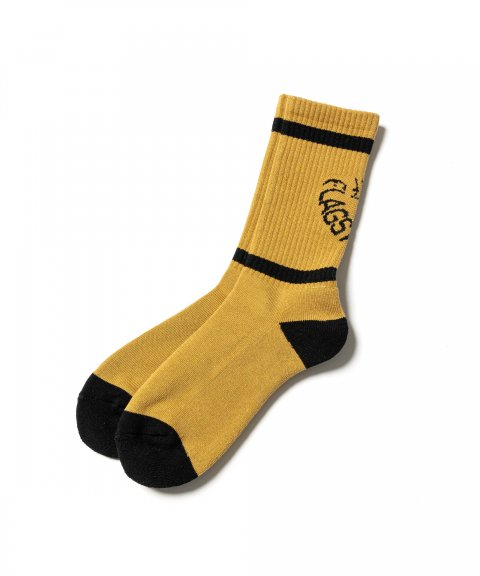 LINE DONUTS SOX (GOLD)