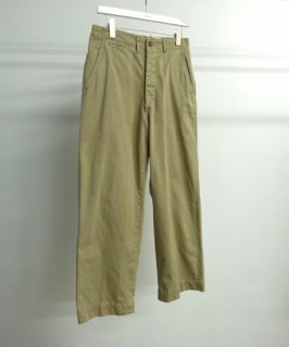 1940 US ARMY CHINO TROUSER (BEIGE)