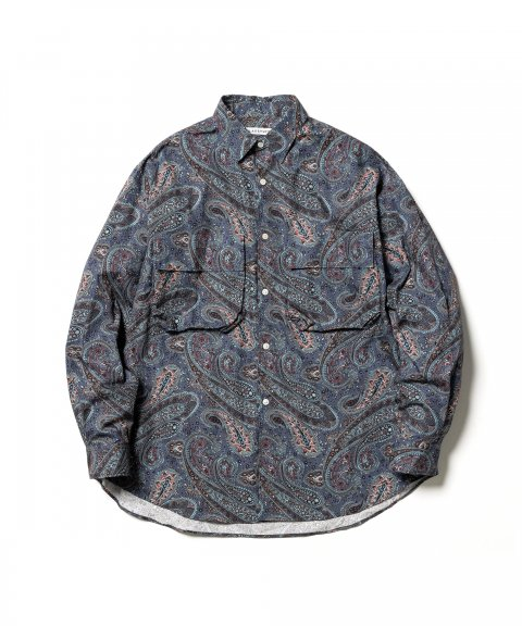 <img class='new_mark_img1' src='https://img.shop-pro.jp/img/new/icons15.gif' style='border:none;display:inline;margin:0px;padding:0px;width:auto;' />PAISLEY L/S SHIRTS (BLUE)