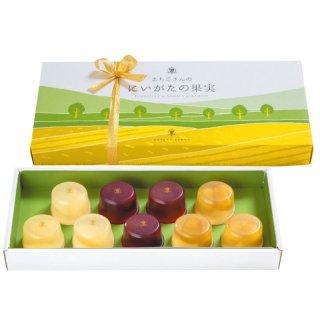 【夏限定】えちごさんのにいがたの果実9個入箱