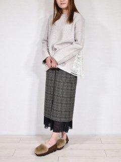 [30%OFF] mink chair (ミンクチェアー) サイド ポケット付 スカート