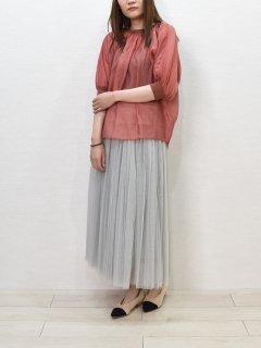 ROSIEE (ロージー) チュール プリーツスカート