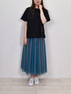 ROSIEE (ロージー) グラデーション チュール スカート