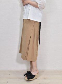 Dignite collier (ディニテコリエ) ラップベルト スカート