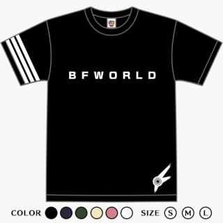 BF WORLD Tシャツ