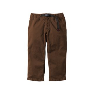 <img class='new_mark_img1' src='https://img.shop-pro.jp/img/new/icons8.gif' style='border:none;display:inline;margin:0px;padding:0px;width:auto;' />MIDDLE CUT PANTS [BROWN]