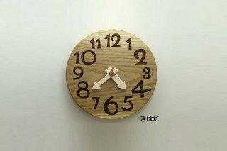 木の時計 conma (Ф210mm)