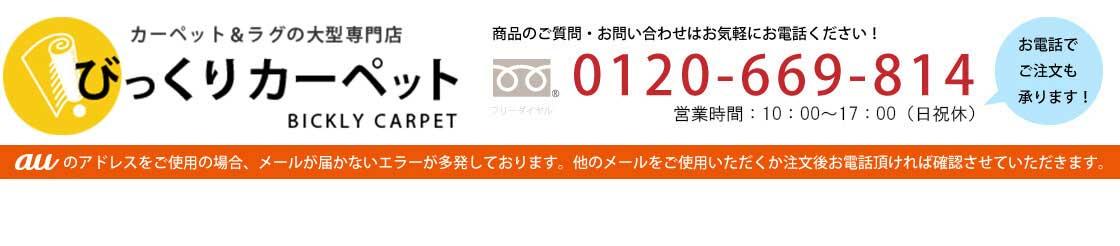 ラグ・カーペット・カーテン通販【びっくりカーペット】