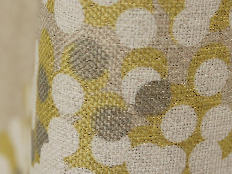 100サイズから選べる!優しいグレーベース柄の北欧デザインカーテン 『イソラ』■完売