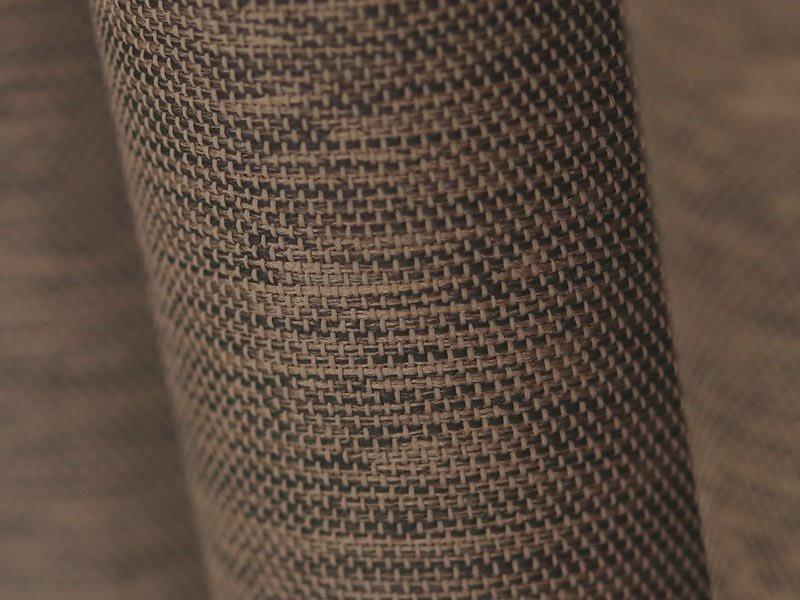 100サイズから選べる!遮光+防炎+遮熱+ウォッシャブル激安既製カーテン 『ルーファス ブラウン』