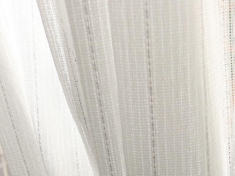 UVカット付き!洗える形状記憶ミラーレースカーテン 『ナターシャ』