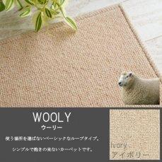【特価】100サイズ夏涼冬暖・清潔・抗菌・防ダニ・防炎・羊毛100%『ウーリー アイボリー』