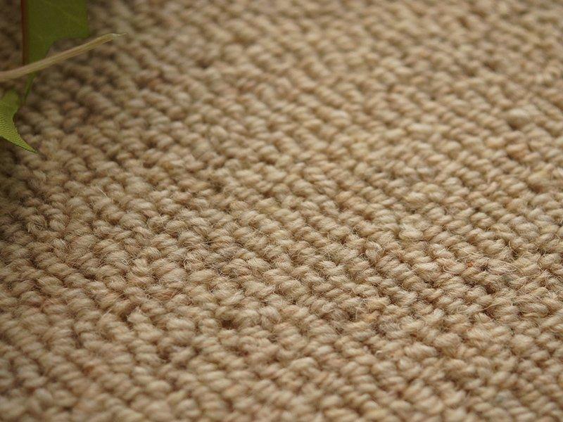 100サイズ ウールでありながらリーズナブルな抗菌カーペット 【マルゴ ライトベージュ】