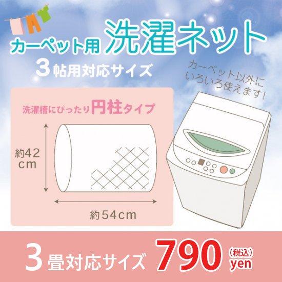 洗濯 カーペット