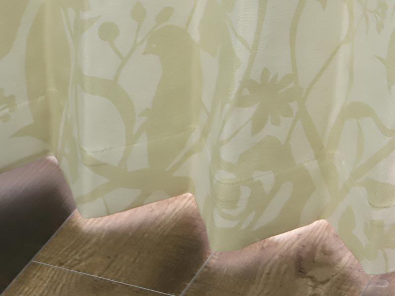 100サイズから選べる!しっかりとした高機能付きドレープカーテン 『フォーゲル  ベージュ』