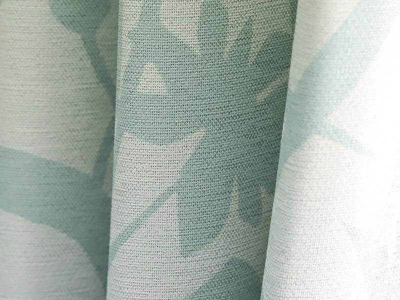 100サイズから選べる!しっかりとした高機能付きドレープカーテン 『フォーゲル  ブルー』■欠品中(7月下旬頃入荷予定)