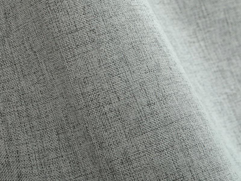 軽い素材なのに完全遮光!霜降模様がお洒落なドレープカーテン 『ミストラル グレー』■欠品中(次回4月下旬入荷予定)