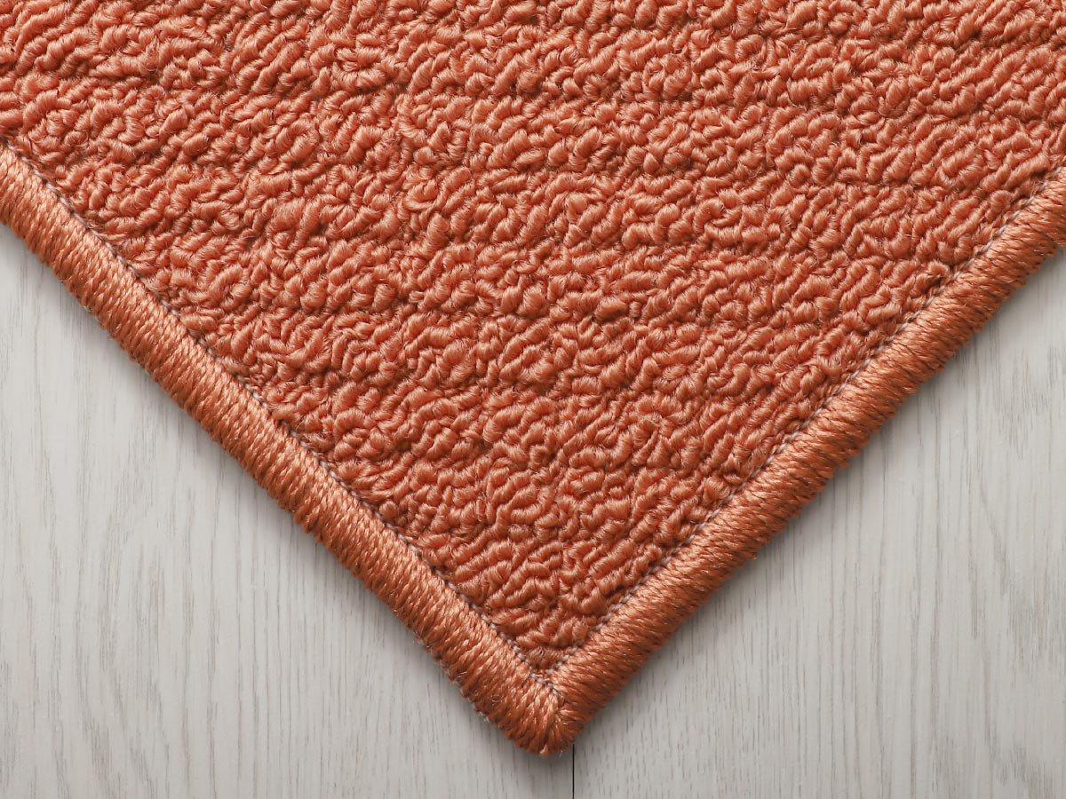 100サイズ びっくりするほど汚れが落ちるカーペット【フィールド オレンジ】■欠品中(次回4月下旬頃入荷予定)
