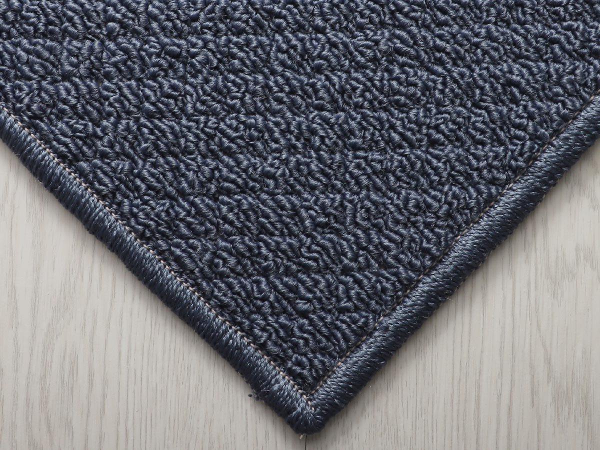 100サイズ びっくりするほど汚れが落ちるカーペット【フィールド ブルー】