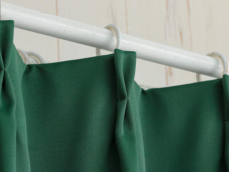 100サイズから選べる!1級遮光+防炎+遮熱+ウォッシャブル既製カーテン 『フローラ フォレスト』