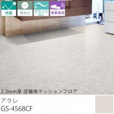 東リ クッションフロア『2.3mm厚 店舗用クッションフロア アラレ GS-4568CF』