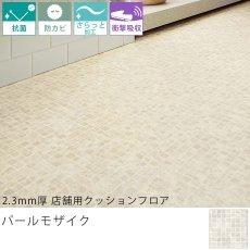 東リ クッションフロア『2.3mm厚 店舗用クッションフロア バールモザイク GS-4570CF』