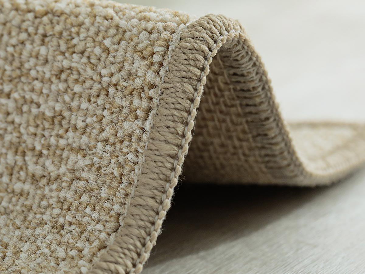 優れた撥水性と防汚機能を持つループパイルカーペット『グレーナ ベージュ』