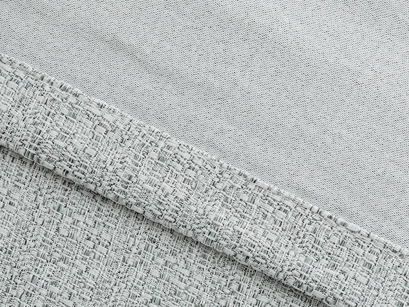 【激安!サイズ限定で即納可能】素朴な雰囲気がオシャレなドレープカーテンとミラーレースのセット 『モルド グレー+プレオセット 4枚組』