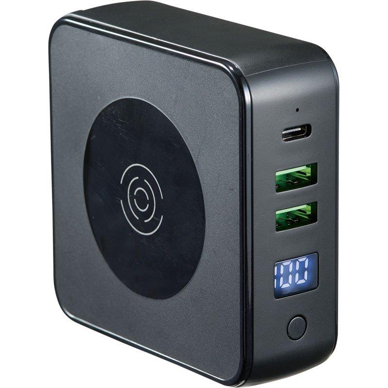 ワイヤレスモバイル充電器 5000mAh
