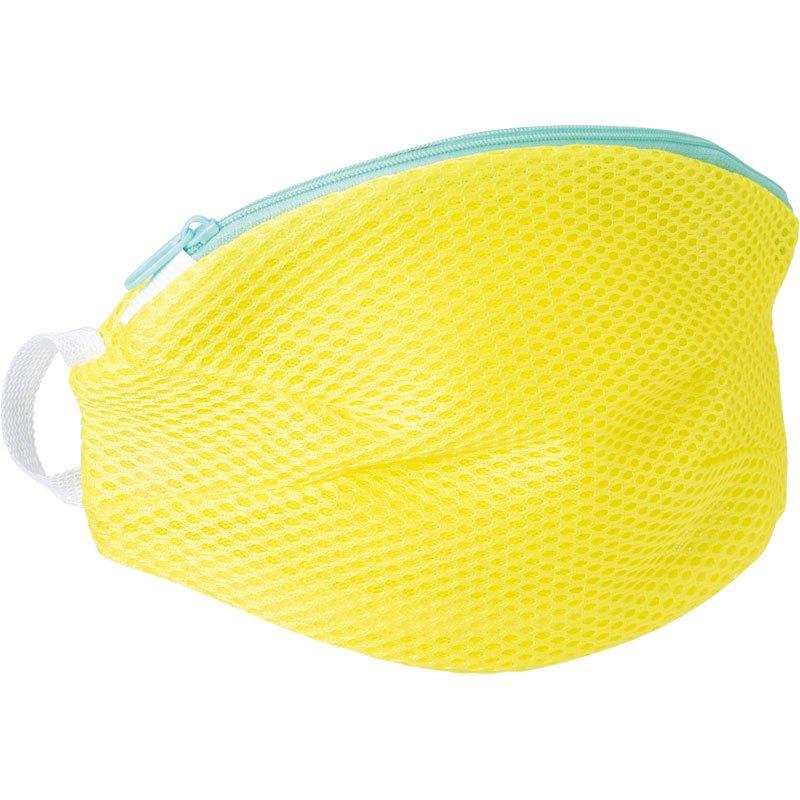 マスクの型くずれを防ぐ洗濯ネット