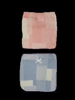 女の子 ふんわりパンツ<br>「コラージュ」 80-150