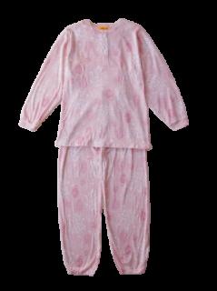 ジュニアFr 長袖 かぶりパジャマ<br>「うさぎの森」 160