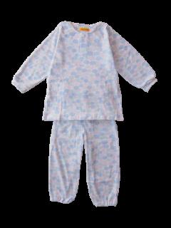 ベビー 長袖 かぶりパジャマ<br>「くも」 80-100
