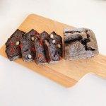 黒の薬膳パウンドケーキ