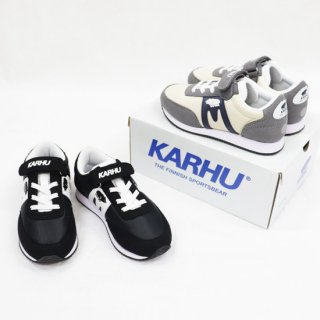 KIDS ALBATROSS GREY×DARK NAVY 【KARHU】