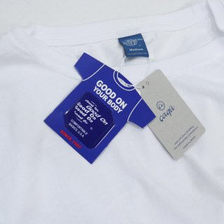 caqu×Good On  round neck T-shirts【caqu】