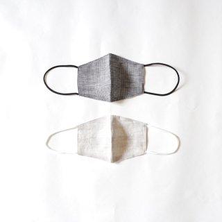 Mask Linen Check