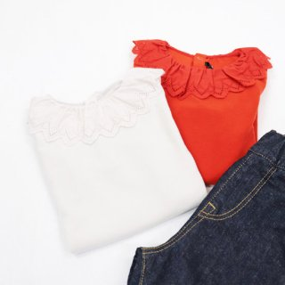 【FRIEND SHIP Fair Vol.2 30%OFF】KIDS ルアールトップ 120cm-140cm 【toitoitoi】