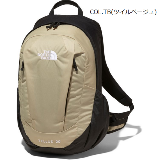 K Tellus 20【THE NORTH FACE】